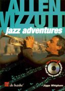 Jazz Adventures with Allen Vizzutti  + CD / trumpeta