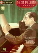 Jazz Play Along 71 - COLE PORTER CLASSICS + CD