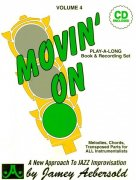 AEBERSOLD PLAY ALONG 4 - MOVIN' ON + CD