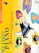 My First Piano Adventures - Lesson Book A + CD