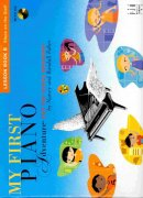 My First Piano Adventures - Lesson Book B + CD