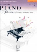 Piano Adventures - Lesson Book 2 - Older Beginners