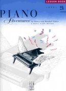 Piano Adventures - Lesson Book 2A