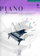 Piano Adventures - Lesson Book 3B