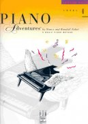 Piano Adventures - Lesson Book 4