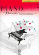 Piano Adventures - Performance Book 1