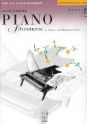Piano Adventures - Performance Book 2 - Older Beginners