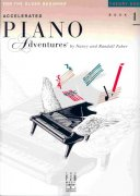Piano Adventures - Theory Book 1 - Older Beginners