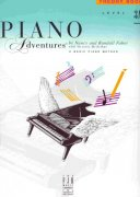 Piano Adventures - Theory Book 3A