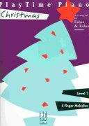 Piano PlayTime - Christmas   5-finger melodies (1)