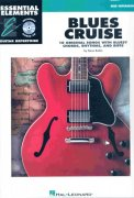 Guitar Repertoire - BLUES CRUISE + CD / kytara + tabulatura