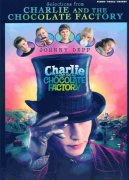 Charlie and the Chocolate Factory, Selections from..      klavír/zpěv/kytara