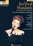 PRO VOCAL 18 - JAZZ VOCAL STANDARDS + CD