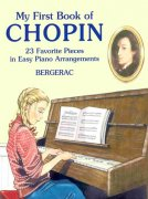 A First Book of CHOPIN          easy piano