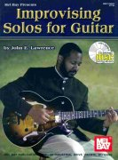 Improvising Solos for Guitar + CD / kytara + tabulatura