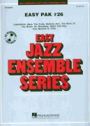 EASY JAZZ BAND PAK 26 (grade 2) + Audio Online / partitura + party