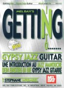 GETTING INTO ... GYPSY JAZZ GUITAR + Audio Online / kytara + tabulatura