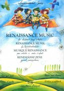 RENAISSANCE MUSIC for children's string orchestra (first postition)