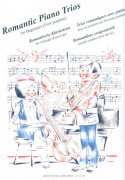 Romantic Piano Trios for Beginners (first position) - violin, cello & piano