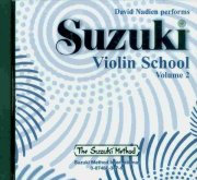 Suzuki Violin School CD 2