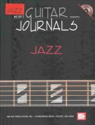 GUITAR JOURNALS - JAZZ + CD / kytara + tabulatura