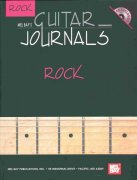 GUITAR JOURNALS - ROCK + CD / kytara + tabulatura
