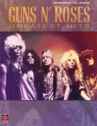 GUNS N' ROSES - GREATEST HITS    transcribed scores