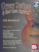 Gypsy Swing & Hot Club Rhythm for Mandolin + CD / mandolína + tabulatura