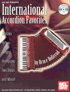 International Accordion Favorites + CD / akordeon