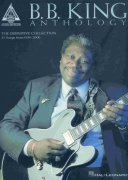 B. B. KING  Anthology / kytara + tabulatura