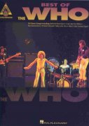 Best of The WHO / kytara + tabulatura