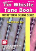 TIN WHISTLE TUNE BOOK (key of D) - POCKETBOOK DELUXE