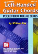 LEFT-HANDED GUITAR CHORDS - POCKETBOOK DELUXE - Akordy pro levoruké kytaristy
