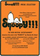 Snoopy !!! - vocal selection from the new musical