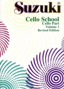 Suzuki Cello School 1 - cello part