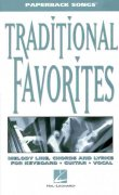 Paperback Songs - TRADITIONAL FAVORITES       vocal/chord