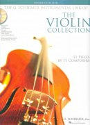 THE VIOLIN COLLECTION (intermadiate level) + 2x CD / housle + klavír