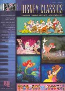 PIANO DUET PLAY-ALONG 16 - DISNEY CLASSICS + CD