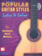 Popular Guitar Styles - Latin & Salsa + CD / kytara + tabulatura