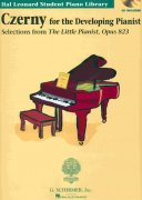 CZERNY. Op.823 - Selection from The Little Pianist + CD