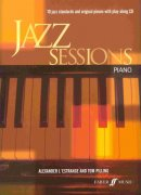 JAZZ SESSIONS + CD   klavír