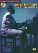 OSCAR PETERSON - Plays Standards + CD / sólo klavír