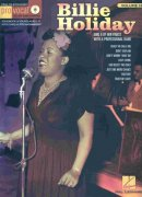 PRO VOCAL 33 - BILLIE HOLIDAY  +  CD     vocal/chords
