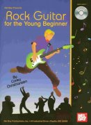 Rock Guitar for the Young Beginner + Audio Online  /  kytara + tabulatura