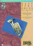 THE CANADIAN BRASS - EASY TUBA SOLOS + CD / tuba a klavír