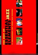 ESSENTIAL ELEMENTS FOR JAZZ ENSEMBLE + CD (grade 1-2)  conductor