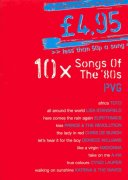 10x Songs of The 80s