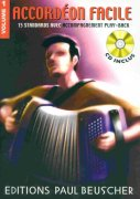 ACCORDEON FACILE 1 + CD