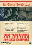 The Best of Belwin Jazz - First Year Charts Collection for Jazz Band / party (20ks)
