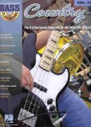 BASS PLAY-ALONG 11 - COUNTRY + CD